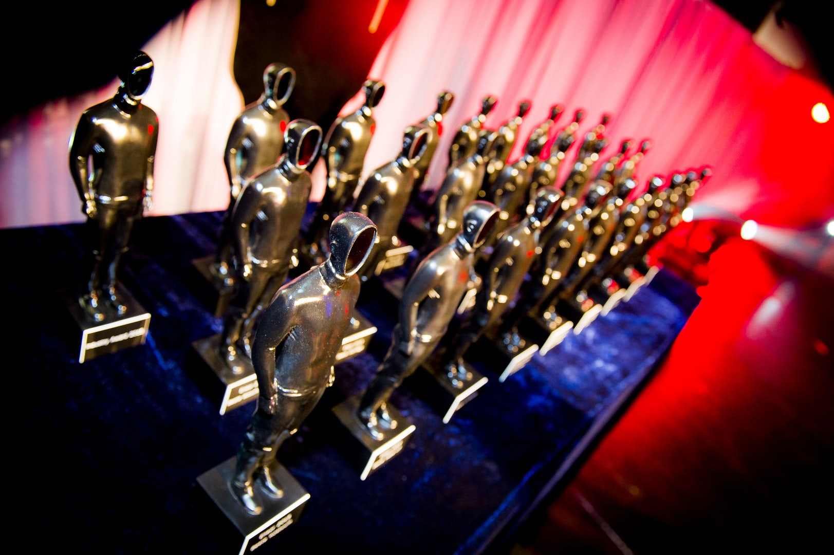 De nominaties van de Ensors zijn bekend!
