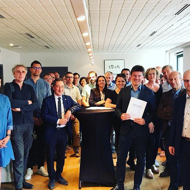Nieuw Sociaal Charter voor de hele Vlaamse mediasector