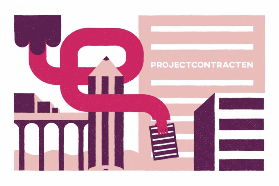 Projectcontracten: nieuwe projectmatige outsourcingoplossing