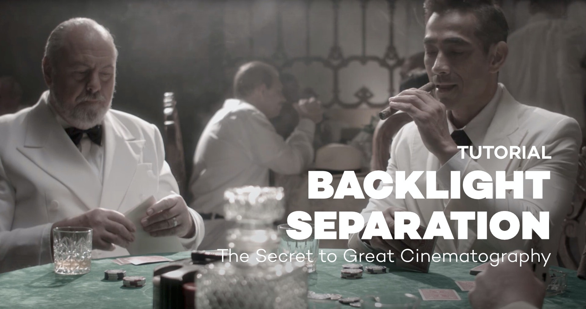Backlight Separation - The Secret to Great Cinematography
