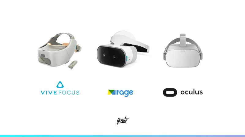 Brillen VR