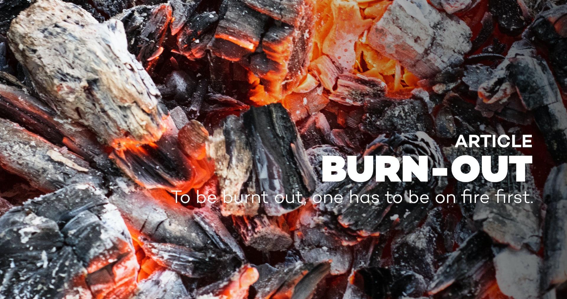 Qu'est-ce qu'un Burn-out?