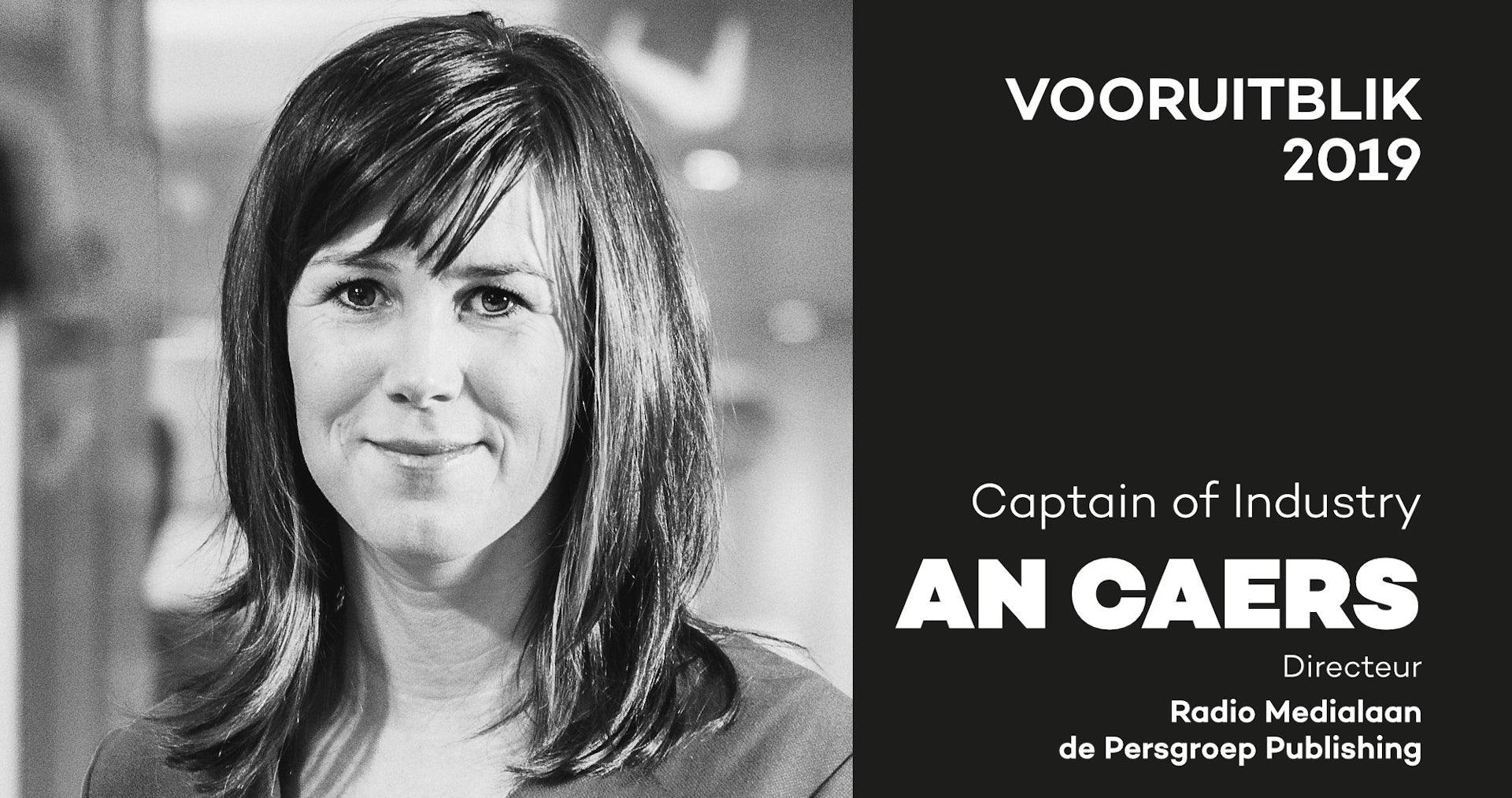 Ann Caers - Medialaan
