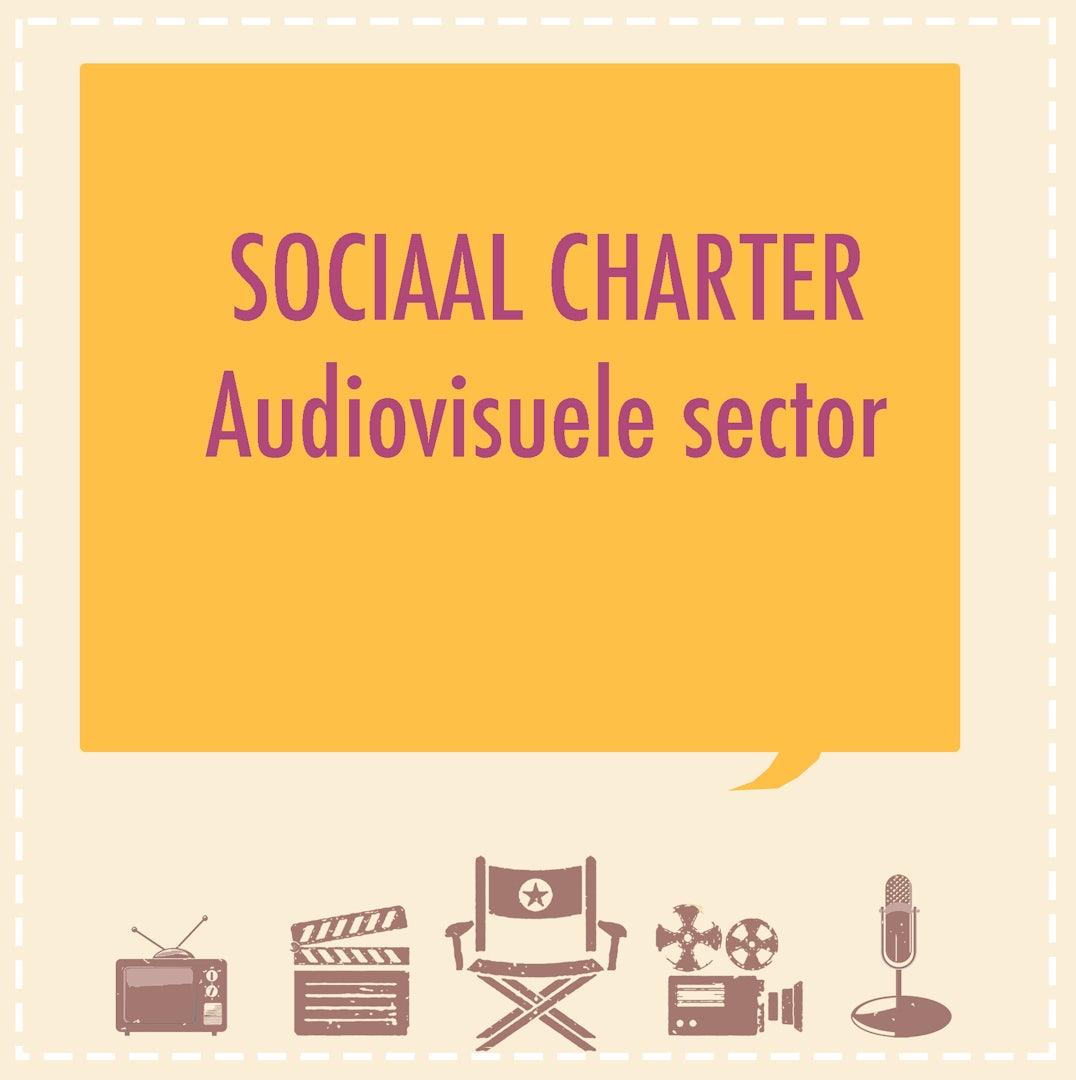 Sociaal Charter Audiovisuele Sector, 2013