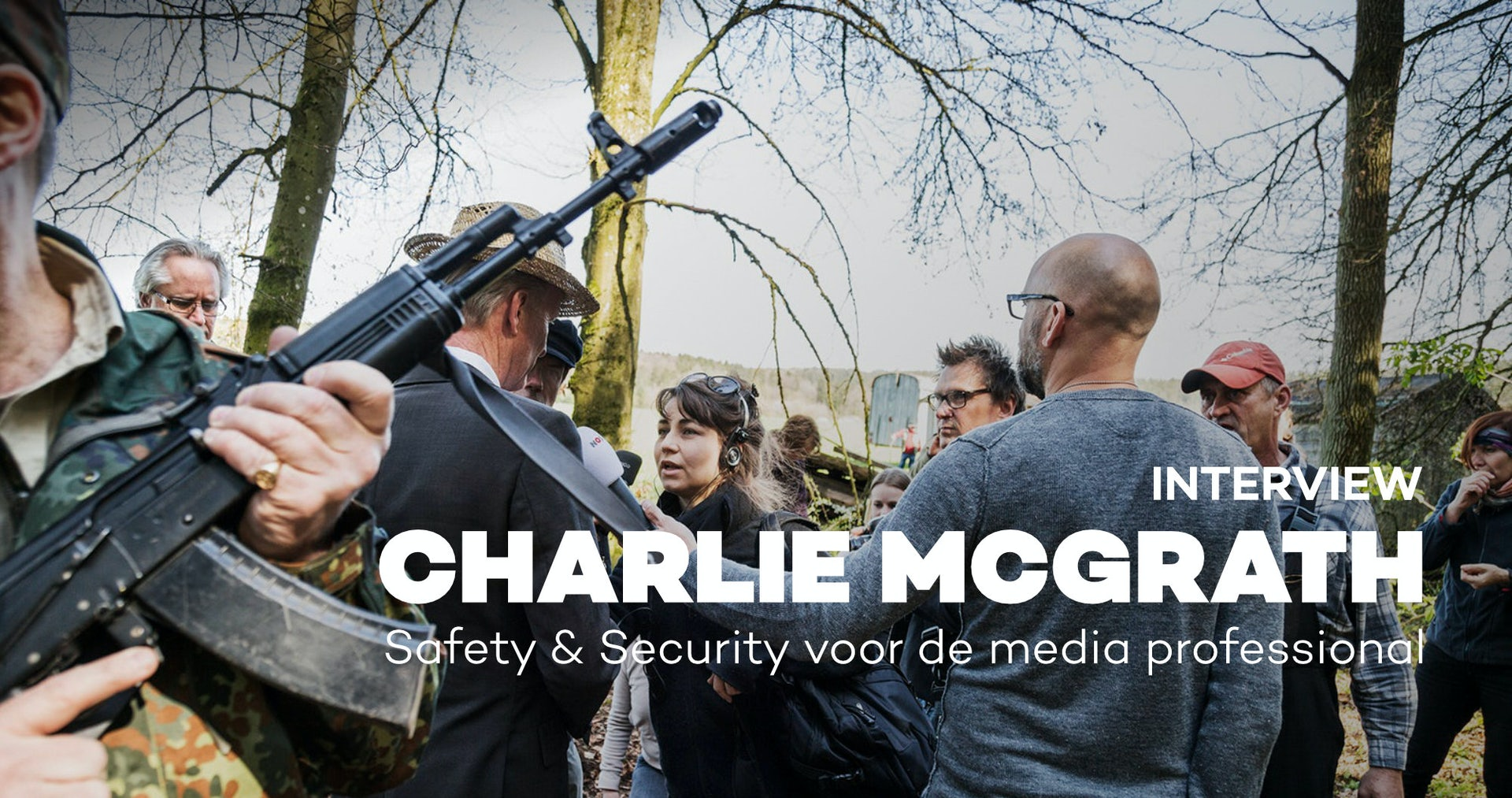 Safety & Security voor de media professional