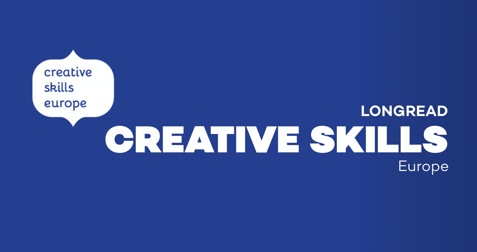 Creative Skills Europe