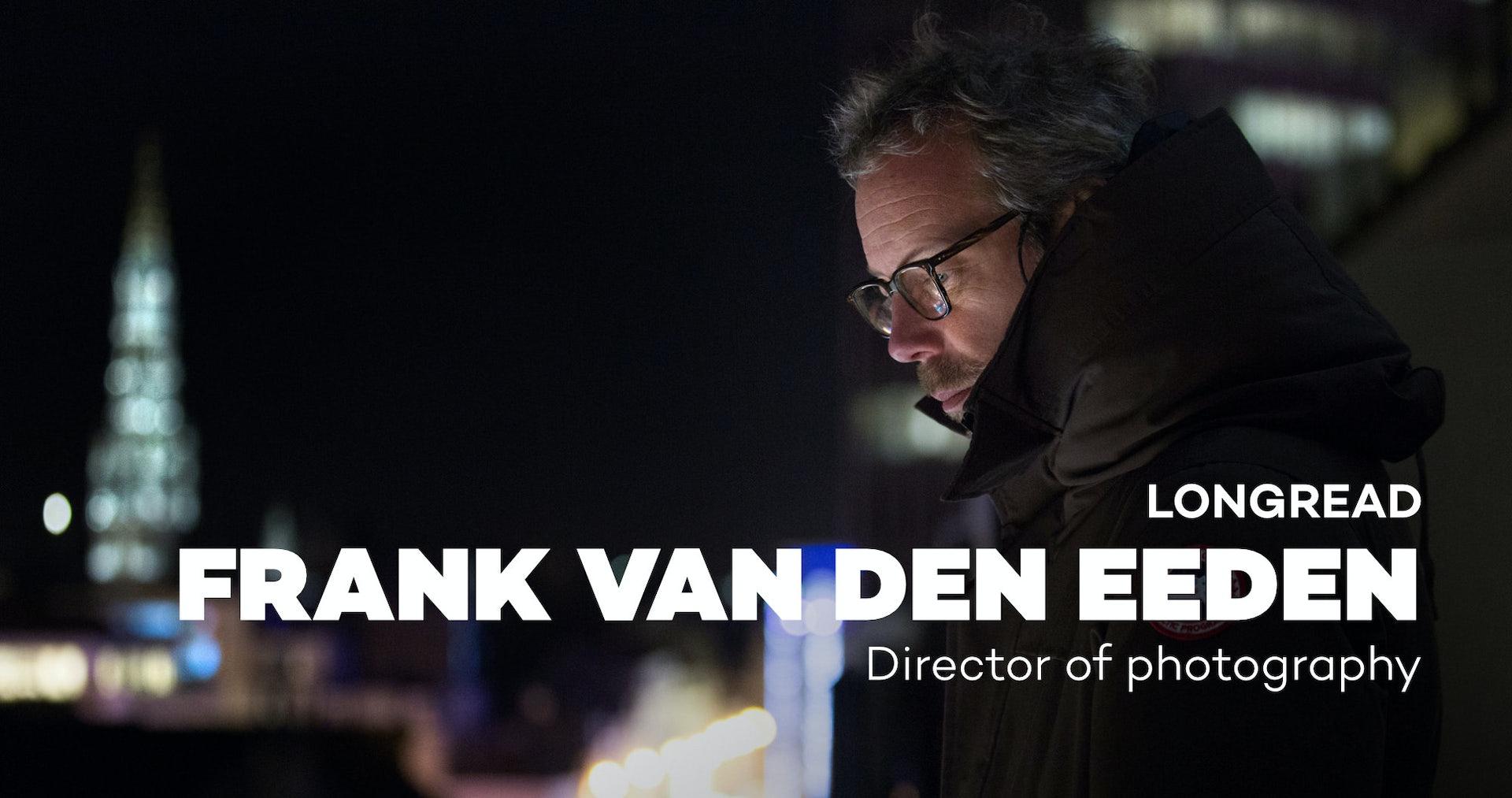 De veelzijdigheid van DOP Frank van den Eeden