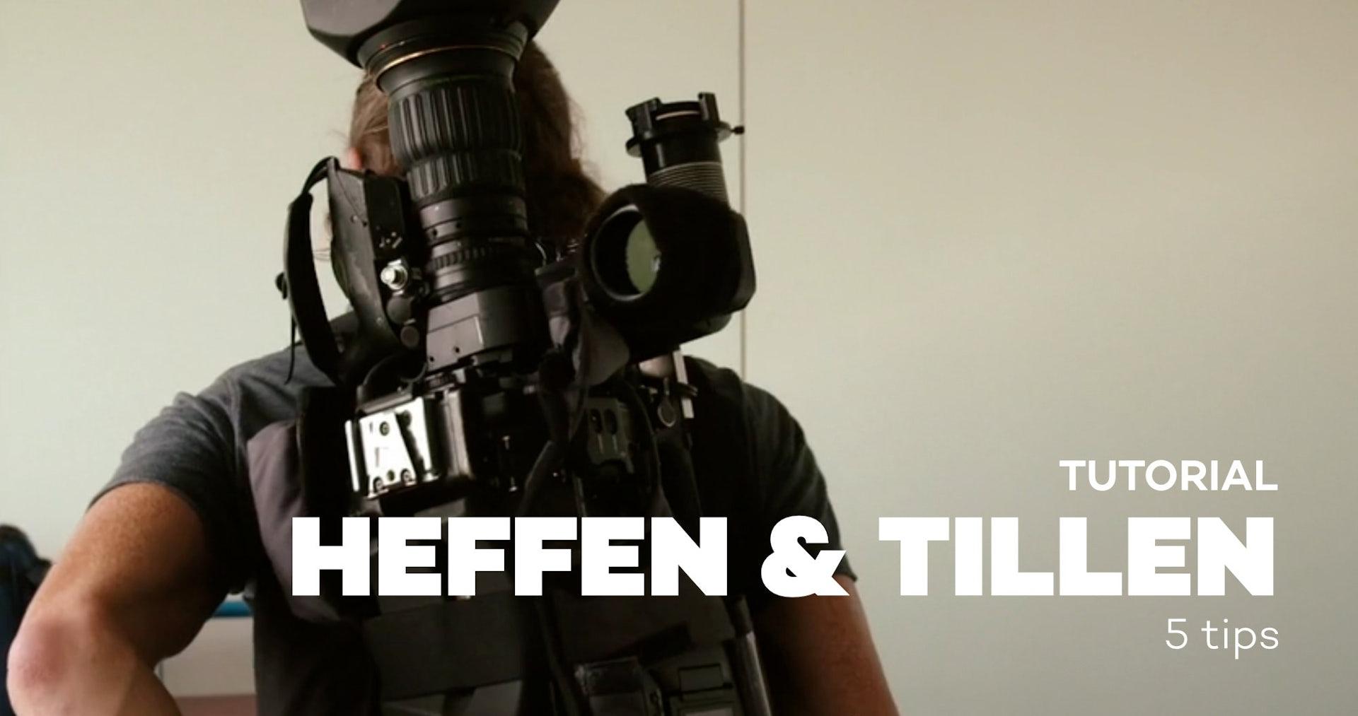 5 safety tips van cameraman Sébastien Dubois
