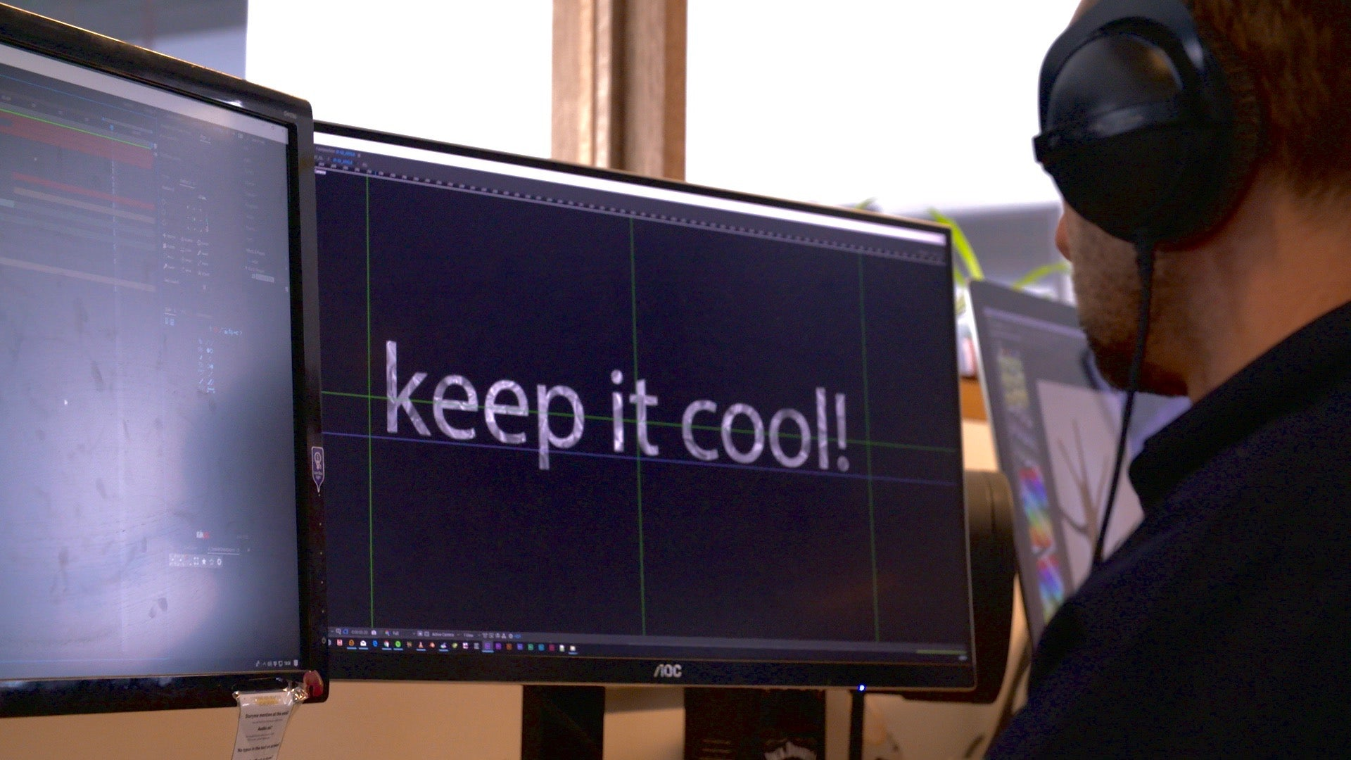 Keep it cool!