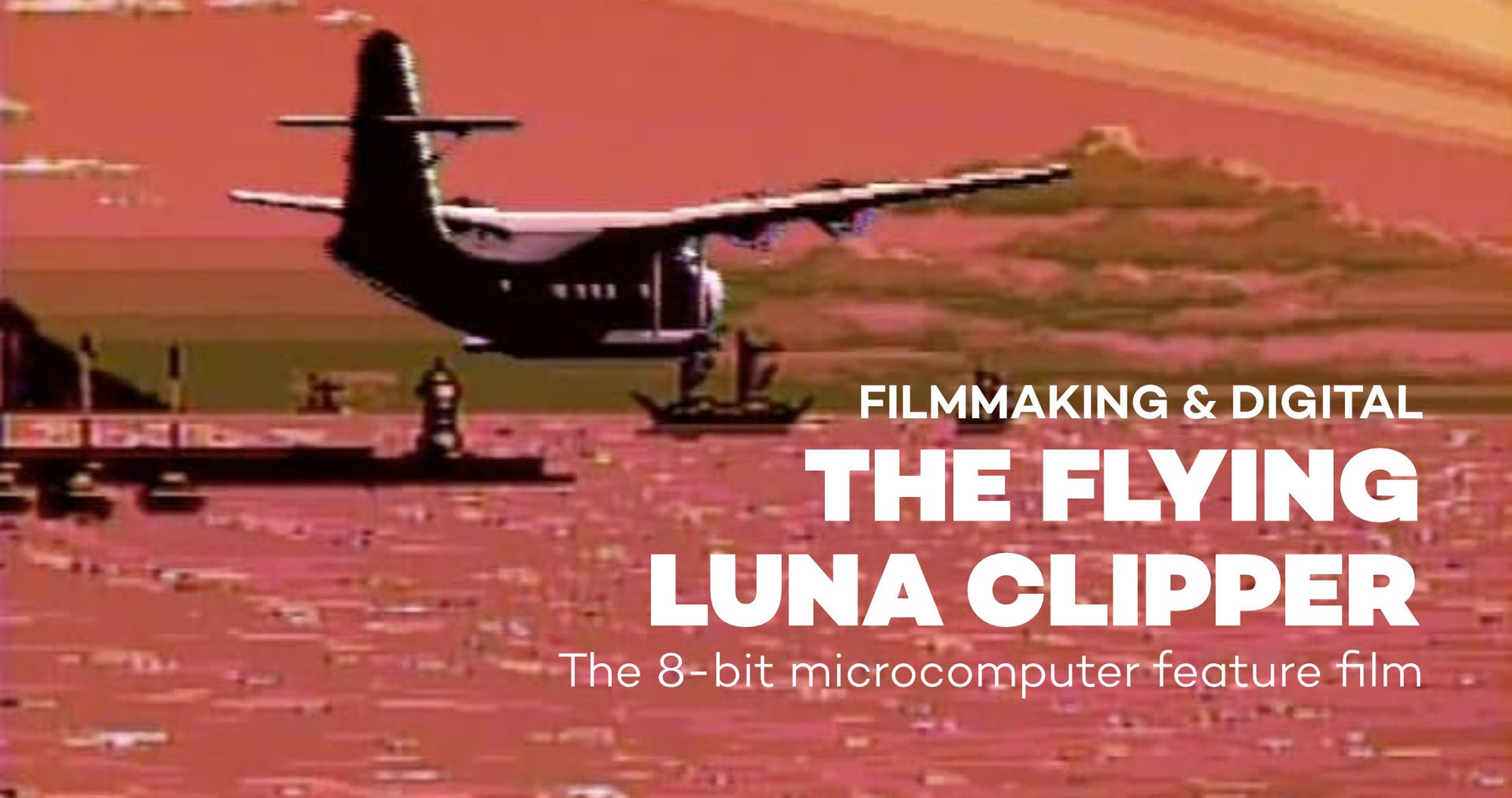 The Flying Luna Clipper