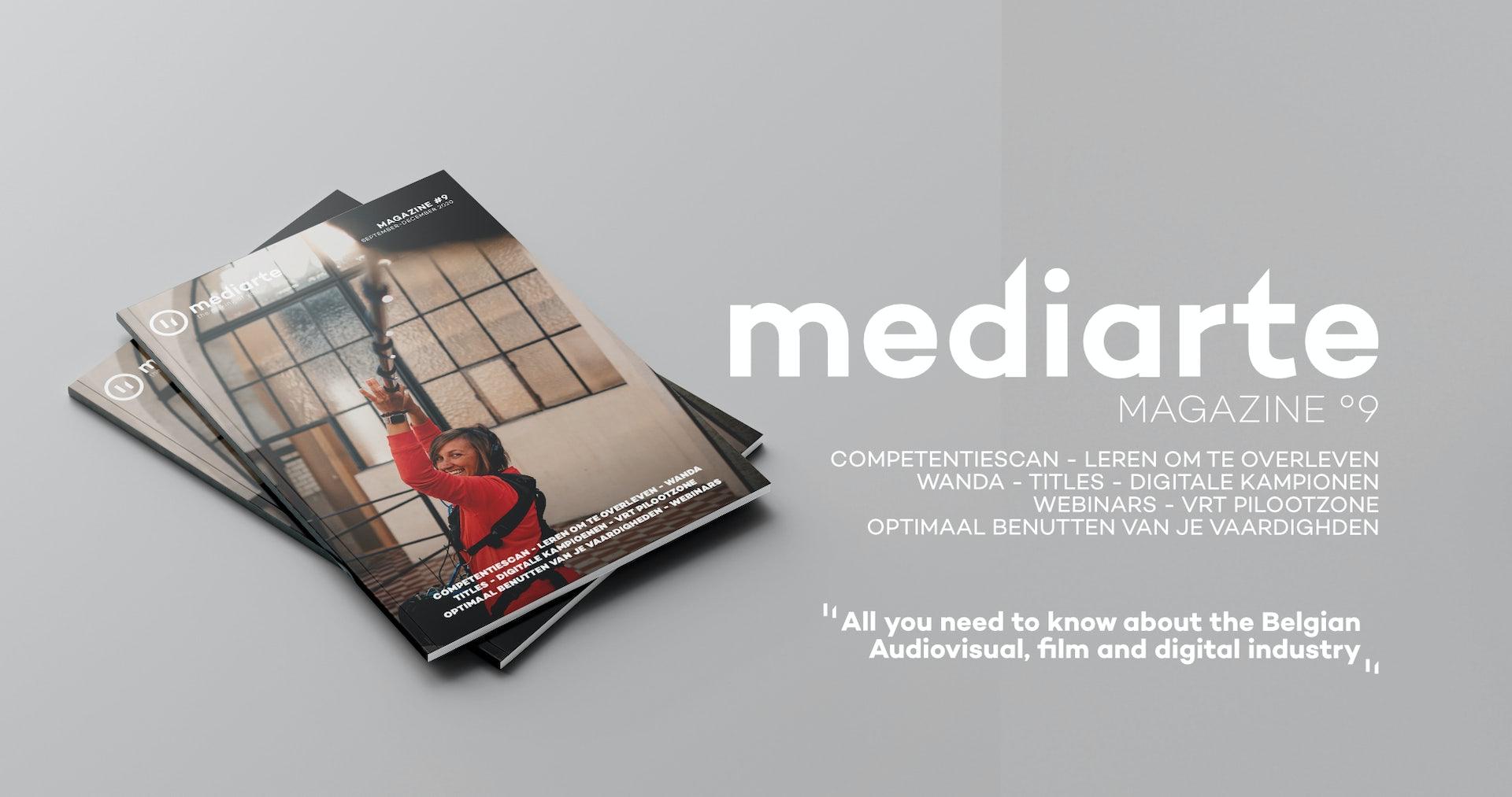 magazine mediarte