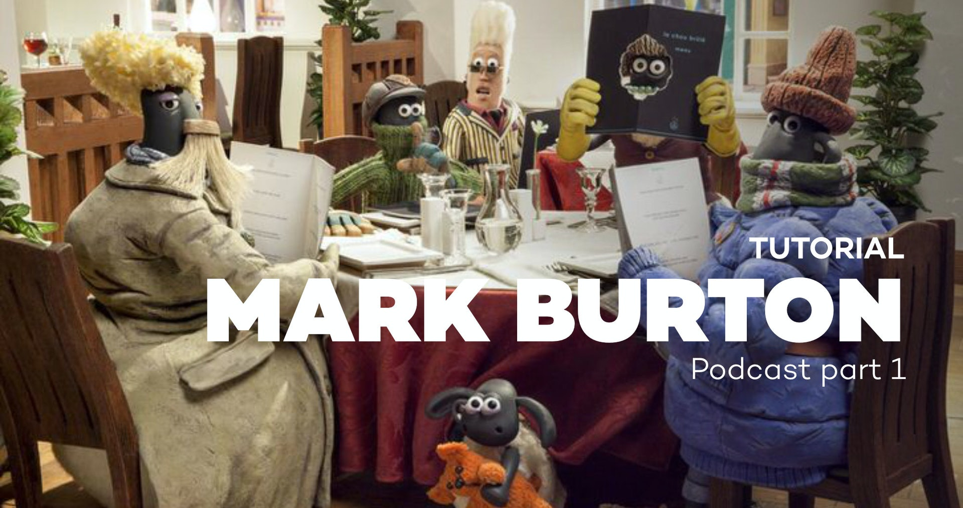 Podcast Mark Burton