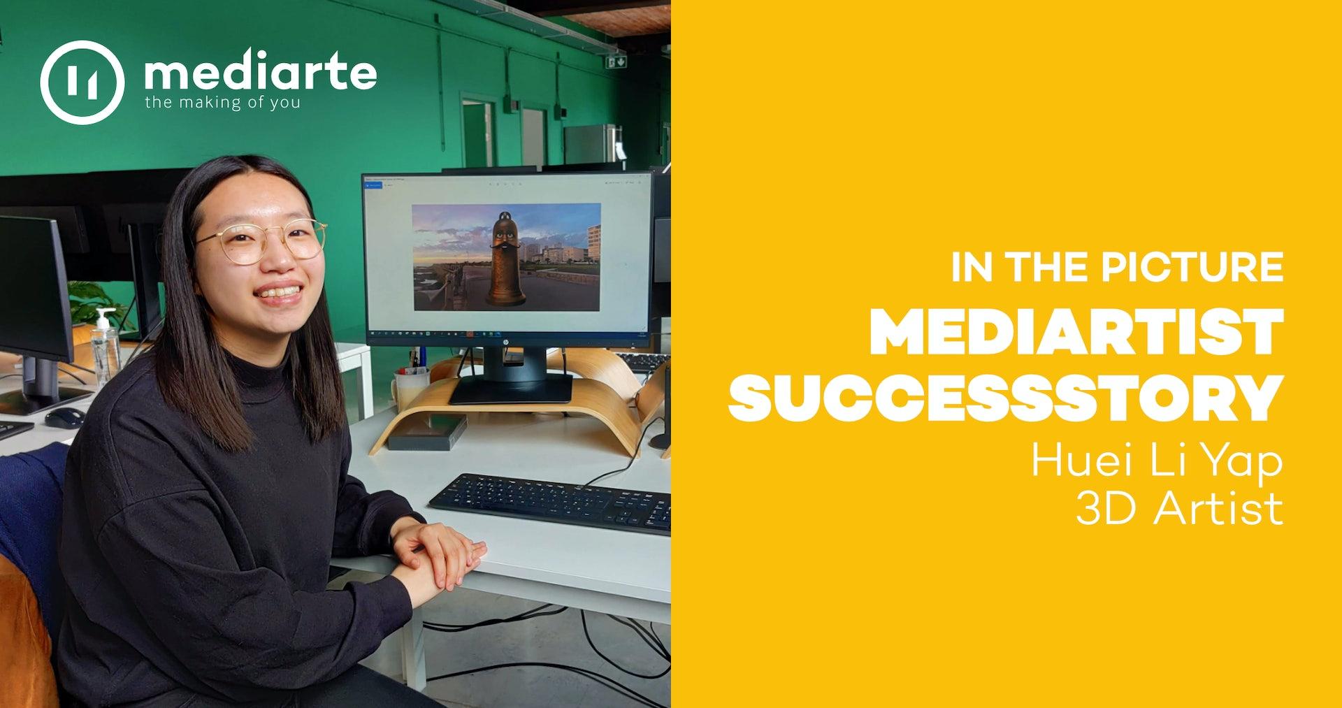 mediartist 3D artist
