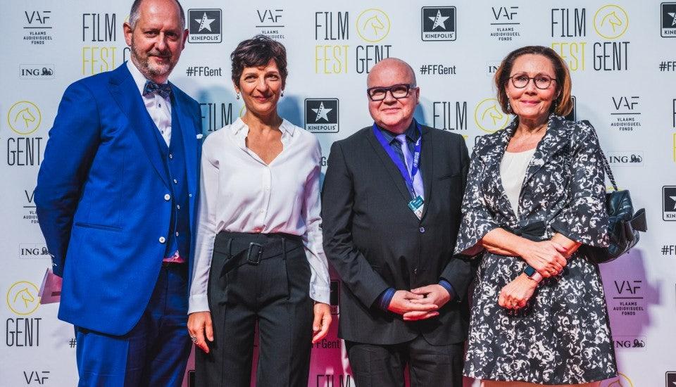 Wim De Witte wordt programmadirecteur van Film Fest Gent