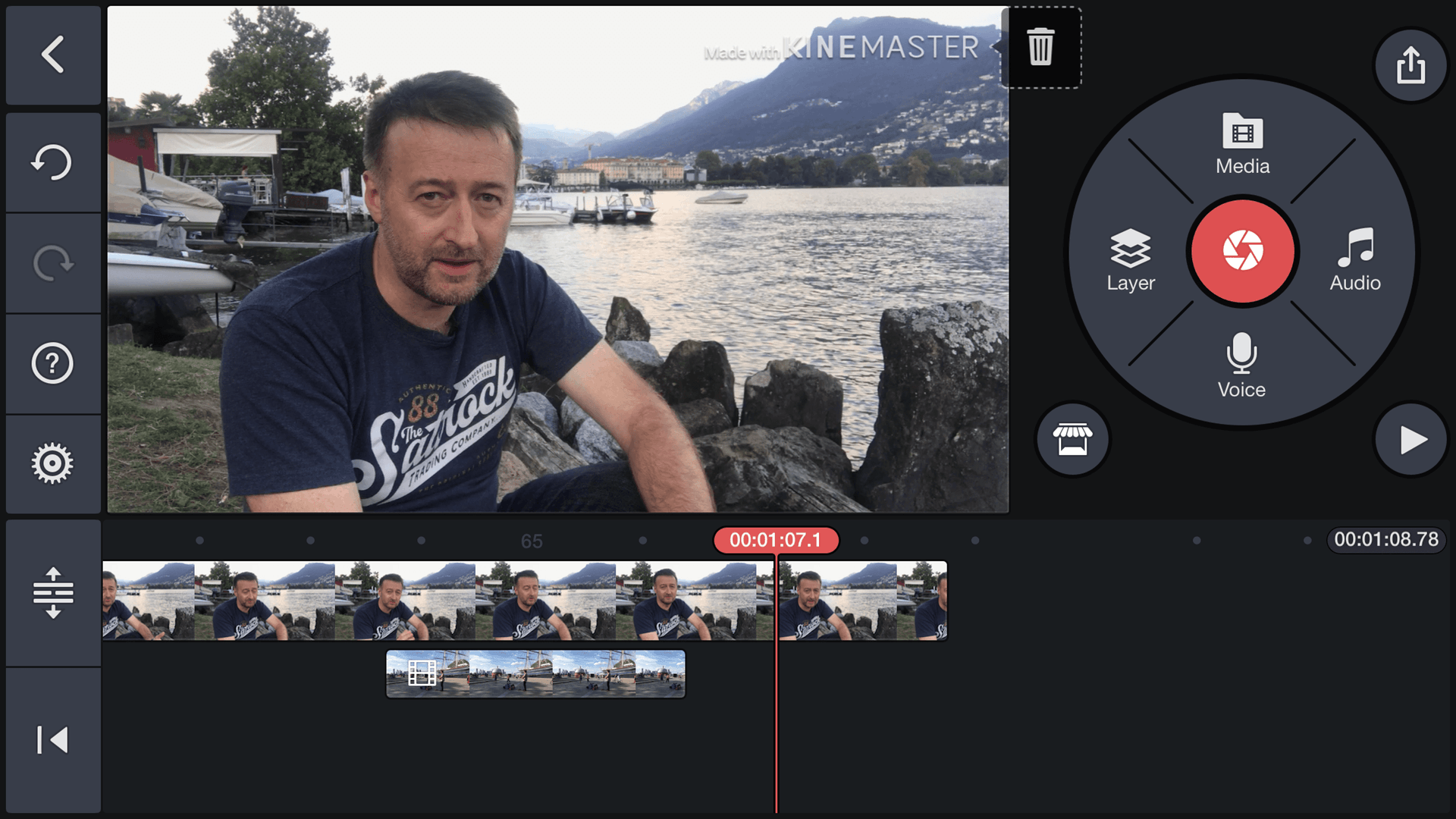 What is the Best Mobile App for Video Editing?