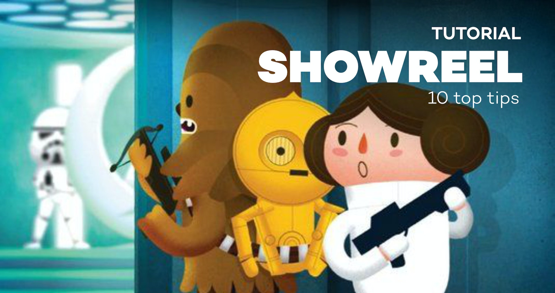 Build the perfect showreel: 10 top tips