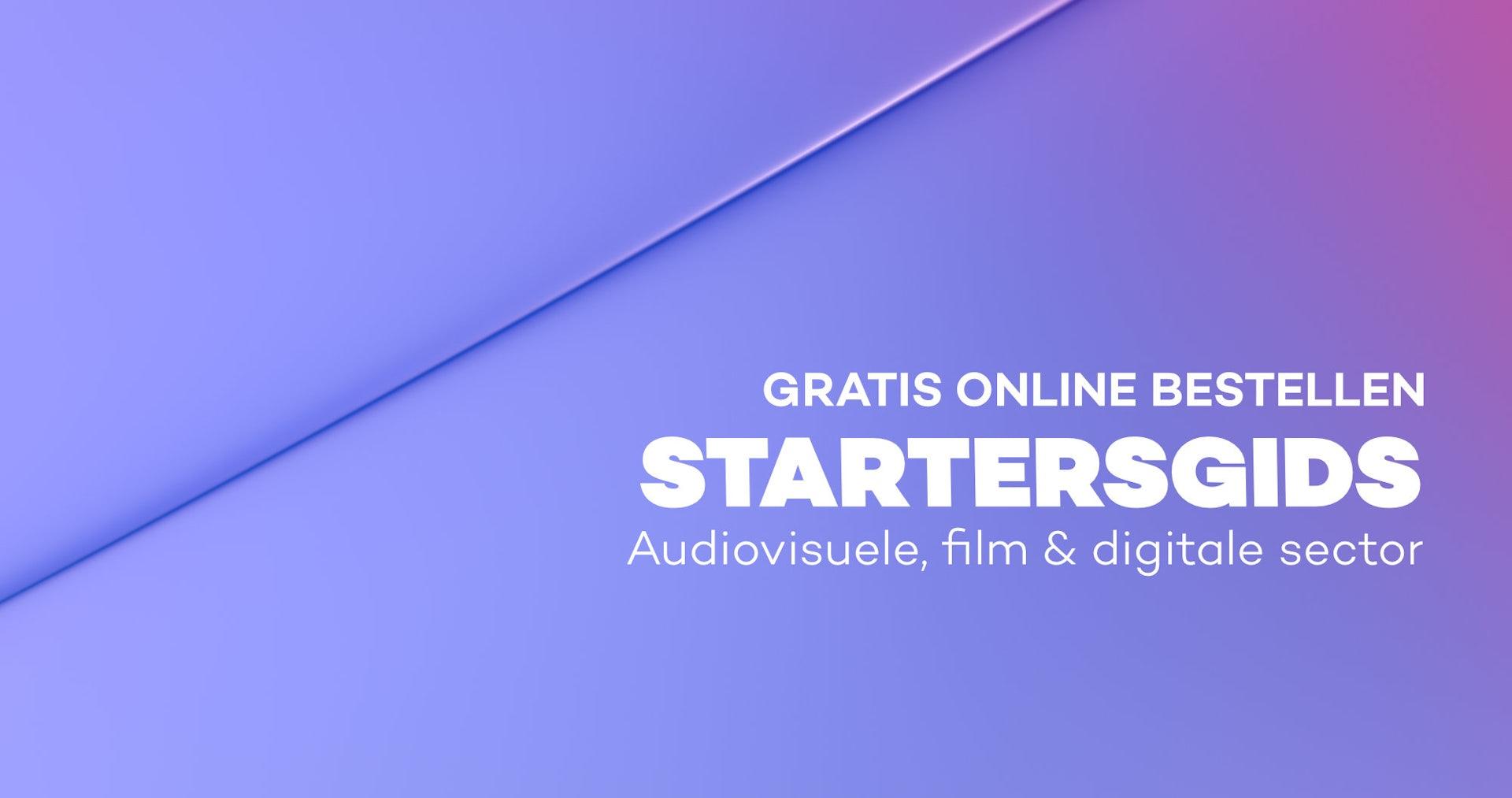 Bestel de nieuwe editie van de startersgids online