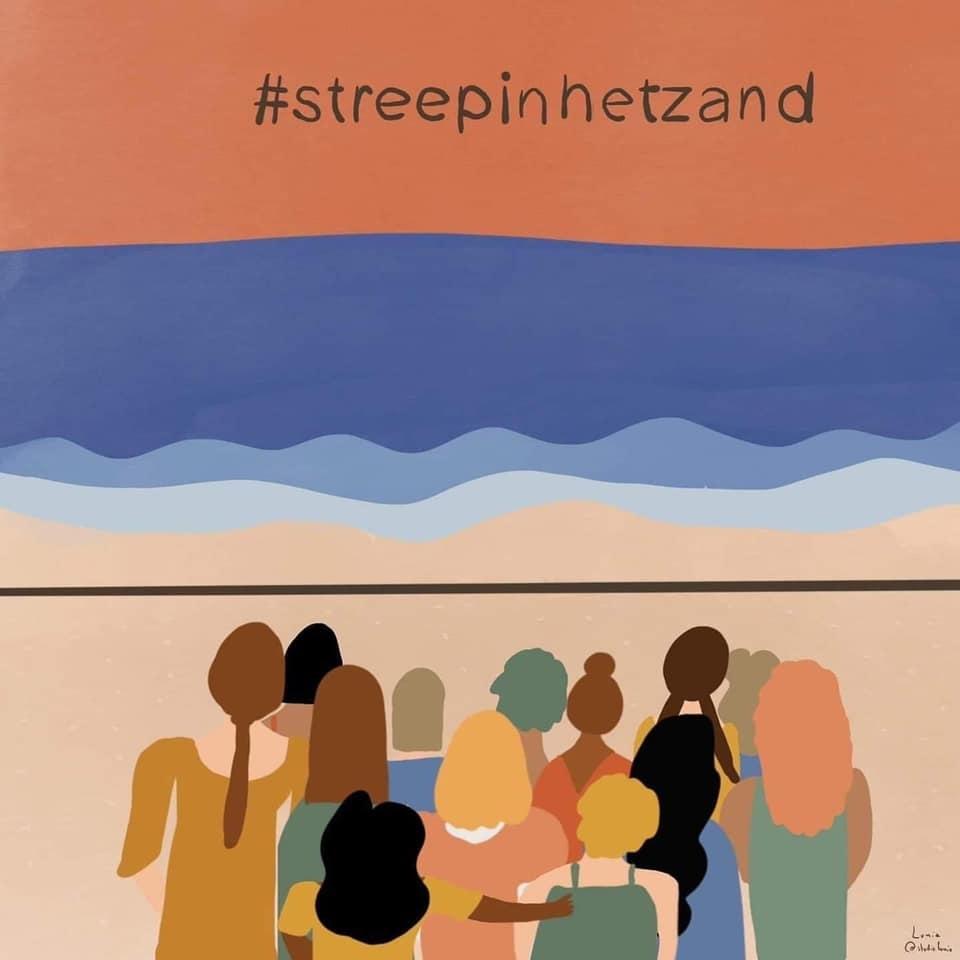 #streepinhetzand