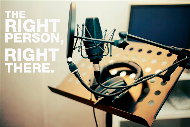 4 tips for better voices in your spot radio