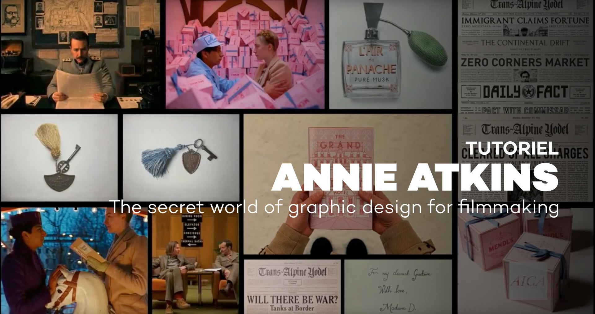 The secret world of graphic design for filmmaking
