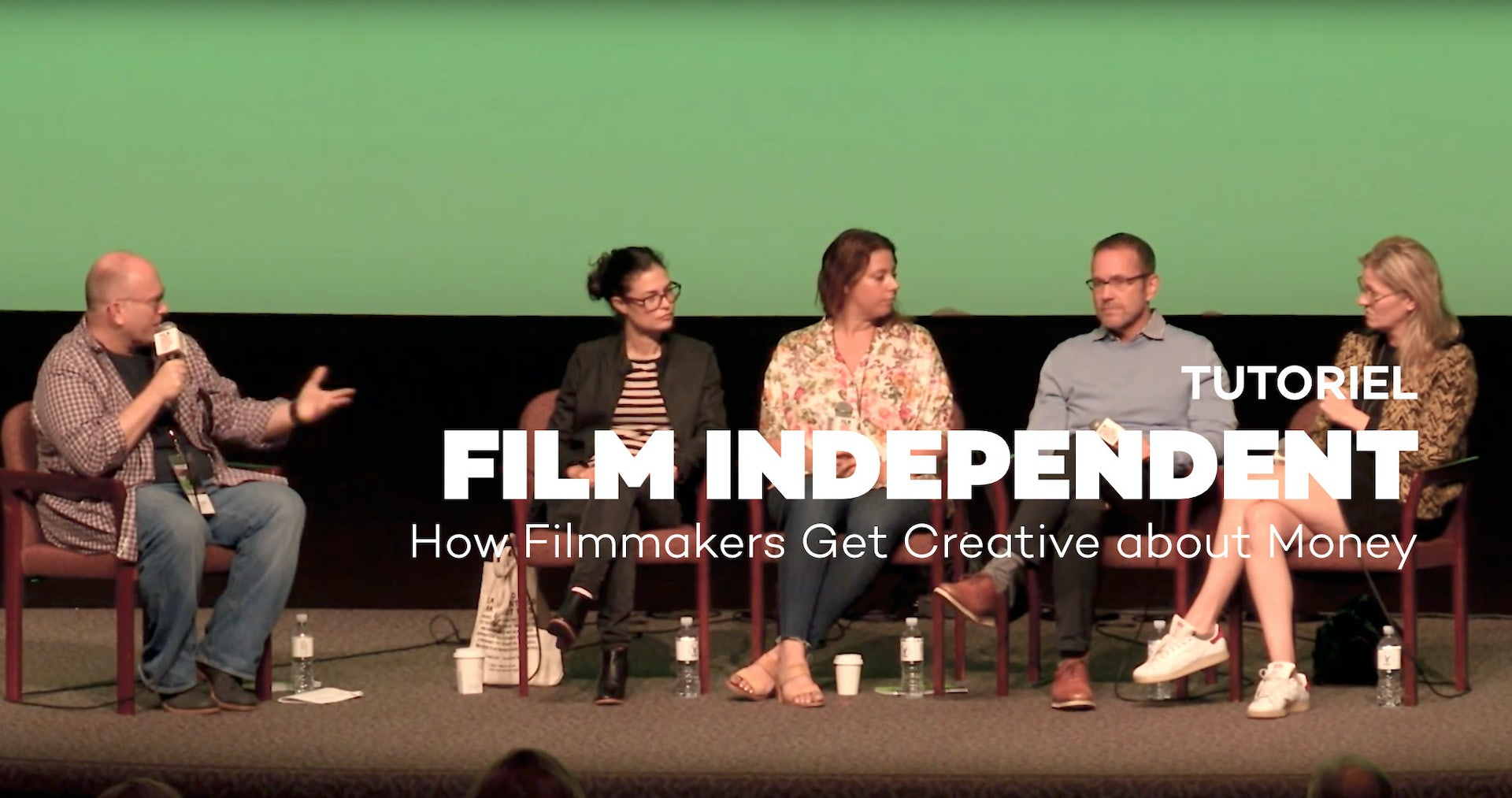 How Filmmakers Get Creative about Money
