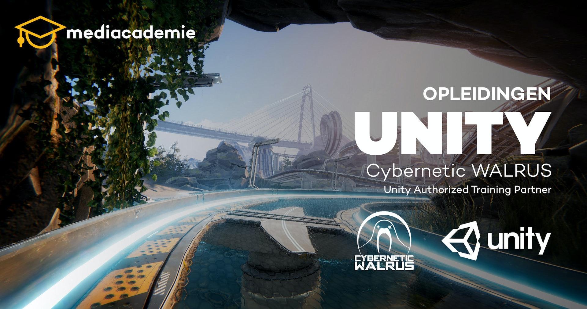 Op 23 april start de allereerste officiële Unity Authorized training in België