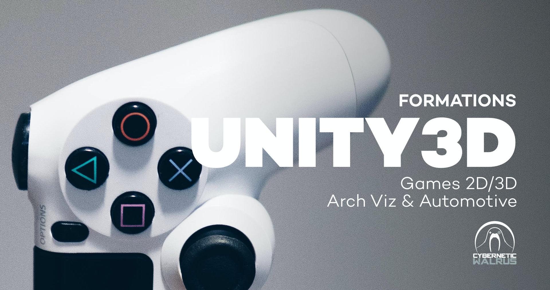 Unity Authorized training