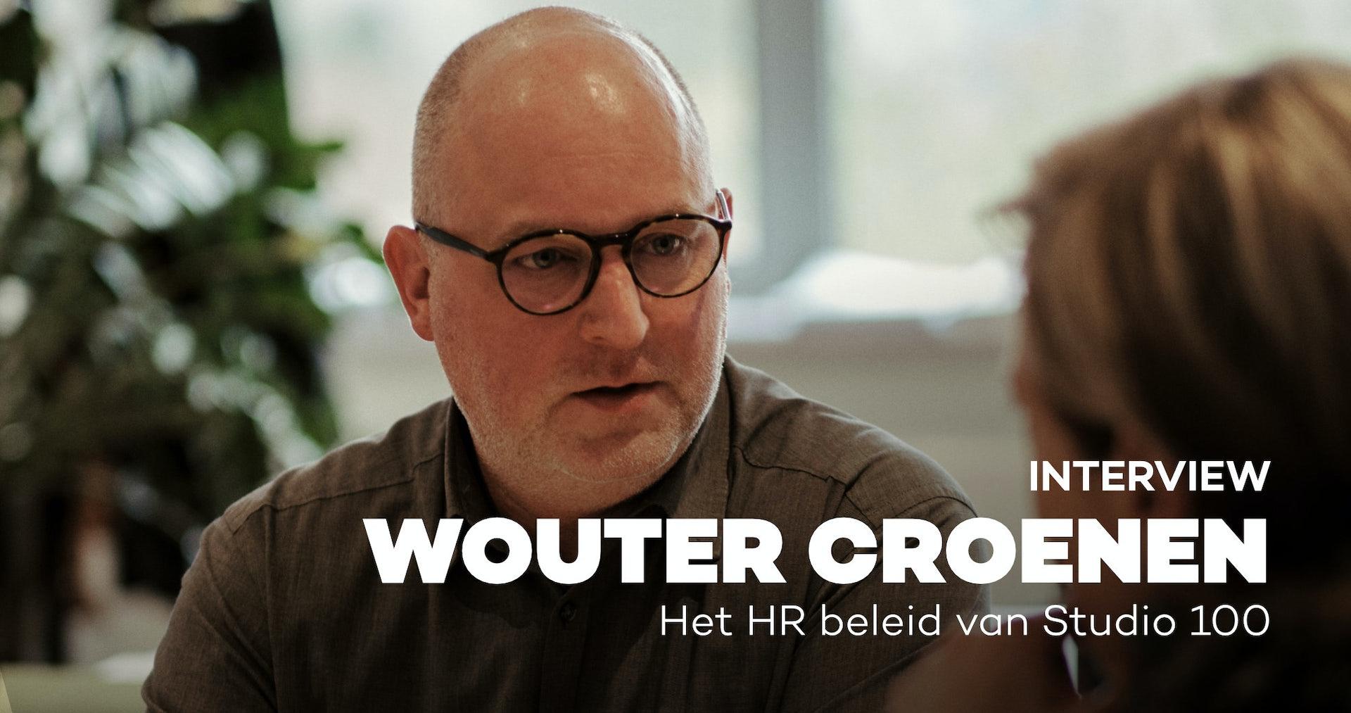 Wouter Croenen - Het HR beleid van Studio 100